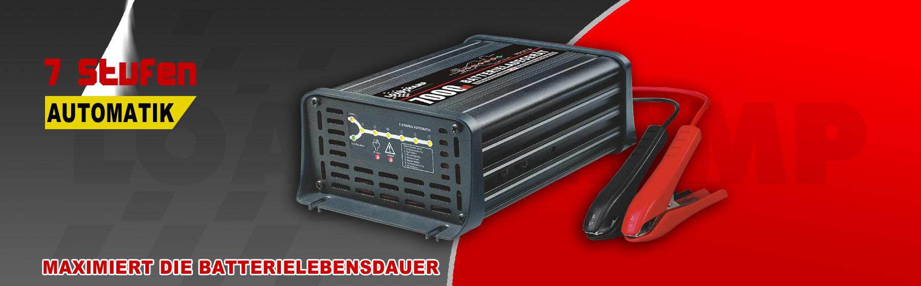 automatische batterie ladeger te und solar. Black Bedroom Furniture Sets. Home Design Ideas